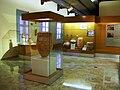 Una de les sales dedicades als ibers del Museu de Prehistòria de València.JPG