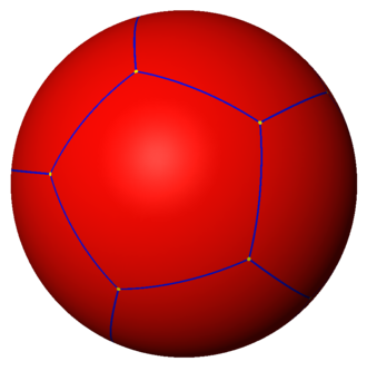 Uniform tilings in hyperbolic plane - Image: Uniform tiling 532 t 0