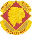 Unit Insignia of the 45th Fires Brigade of the United States Army.png
