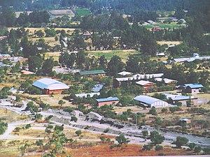 Cochabamba: Univalle Campus Tiquipaya
