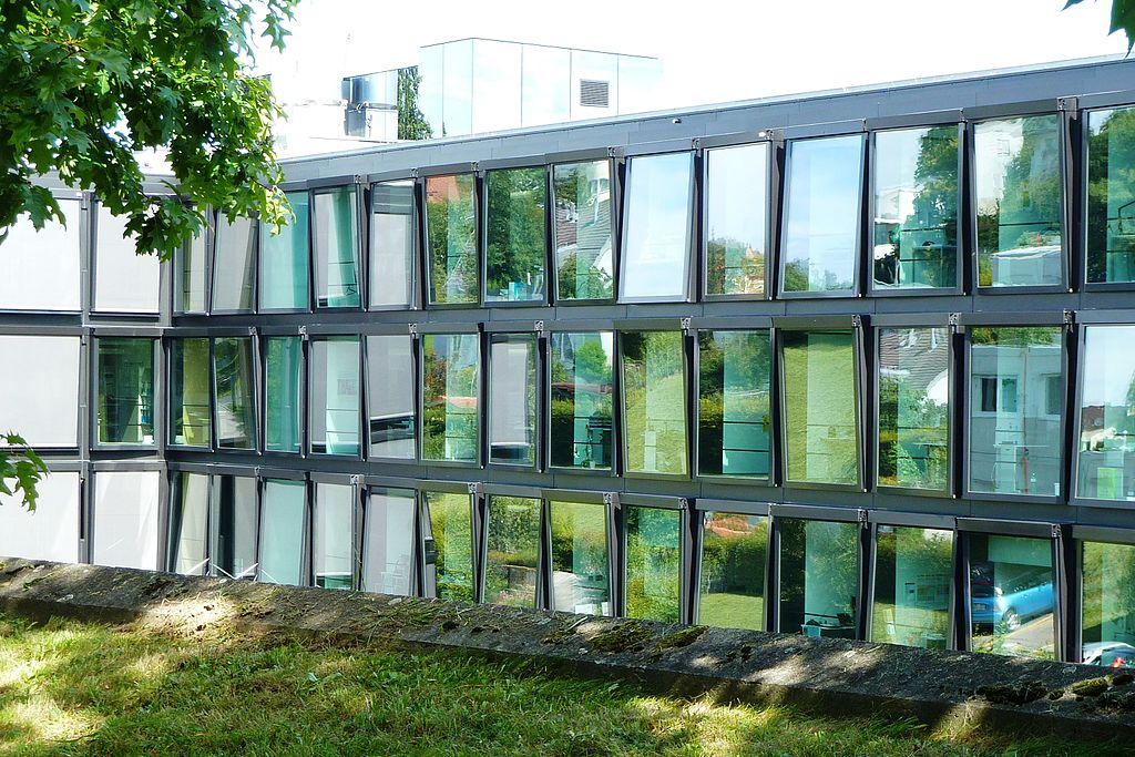 University of St. Gallen Central Institute Building