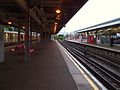 Upminster station District line platforms 3 and 4 look east.JPG
