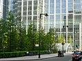 Upper Bank Street, Canary Wharf - geograph.org.uk - 796534.jpg