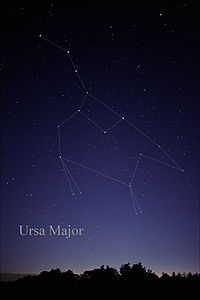 Constellations Ursa Major And Minor Ursa Major - Wi...
