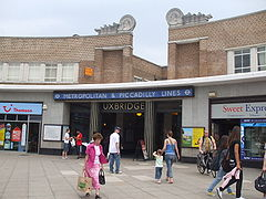 Uxbridge station entrance.JPG