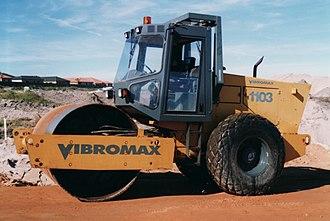 JCB Vibromax - Image: VIBROMAX.1103