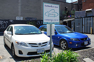 Communauto - VRTUCAR, the carsharing service operating in Ottawa and Kingston was acquired by Communauto.