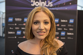 Valentina Monetta, ESC2014 Meet & Greet 06.jpg