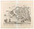 Valletta ou Valete ville forte, de l'isle de Malta. Amsterdam 1705.jpg