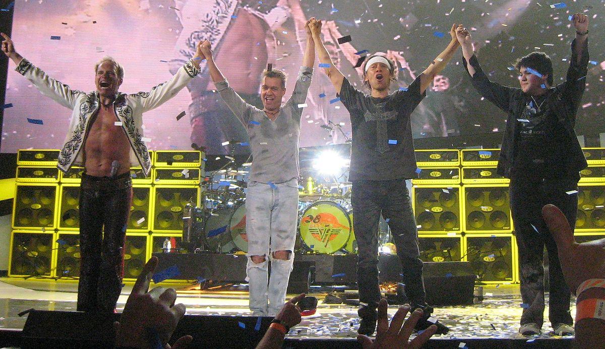 Van Halen - Wikipedia on