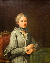 Portrait d'Innocente Guillemette de Rosnyvinen de Piré