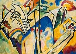 Wassily Kandinsky: Composition IV