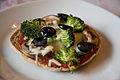 Vegetarian pizza toast.jpg