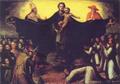 Veneração de Nossa Senhora de Belém (c. 1550) - Francisco de Holanda (MNAA).png