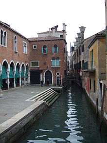 Wasserwege In Venedig Wikipedia