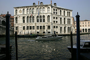 Venice – Camerlenghi's Palace on the Grand Canal.jpg