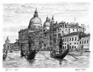 Stephen Wiltshire - Venice (2008)