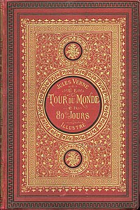 Cover of the first edition (1873)