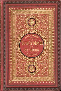 <i>Around the World in Eighty Days</i> novel by Jules Verne