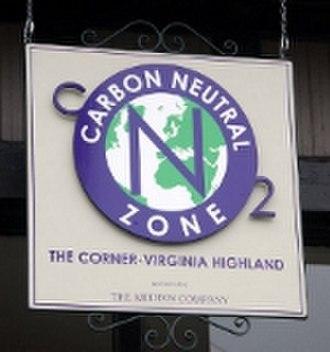 Ethical consumerism - Image: Verus Carbon Neutral Sign