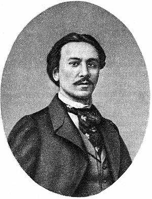 Vsevolod Krestovsky - Image: Vesevolod Vladimirovich Krestovsky