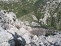 Vižanica-pogled niz istočnu padinu 1164.jpg