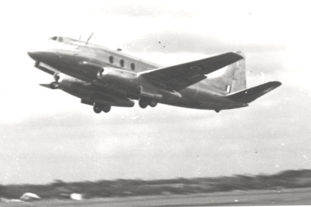 Vickers 663 Tay Viscount