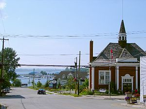 Tay, Ontario - Image: Victoria Harbour ON