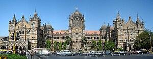 Мумбаї: Victoria Terminus, Mumbai