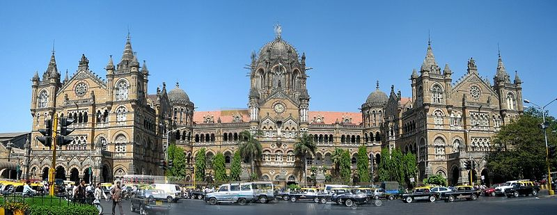 Chhatrapati Shivaji pályaudvar, Mumbai
