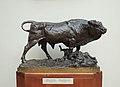 Victorios bull by A.Ober (1885, Tretyakov gallery) 01 by shakko.JPG