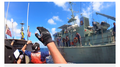 View from USCGC Stratton's pursuit boat, 2019-11-07 -v.png