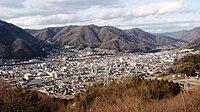 View of Takahashi City, Okayama.jpg