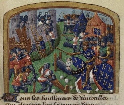 Vigiles du roi Charles VII 33