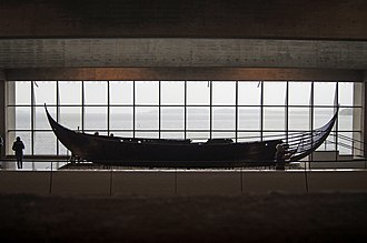 Viking Ship Museum (Roskilde) - Image: Viking ship at roskilde museum, denmark