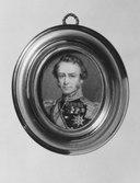Vilhelm II, 1792-1849, kung av Nederländerna (H.P. Heidemanns) - Nationalmuseum - 28707.tif