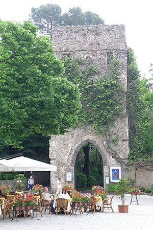 Villa Rufolo - Image: Villa Rufolo 1