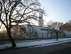 Villa Tugendhat built in 1930 in Brno, in today's Czech Republic, for Fritz Tugendhat.
