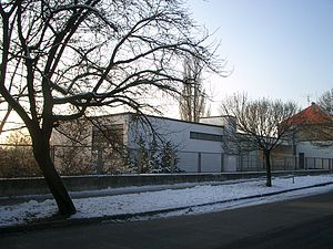 Ludwig Mies van der Rohe - Villa Tugendhat built in 1930 in Brno, in today's Czech Republic, for Fritz Tugendhat