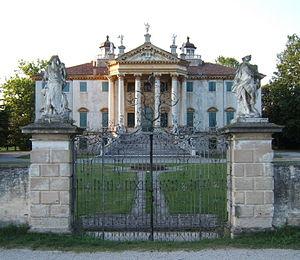 Noventa Padovana - Villa Giovannelli Colonna.