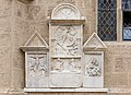 Villach Innenstadt Pfarrkirche hl. Jakob N-Außenwand Epitaph 08052019 6708.jpg