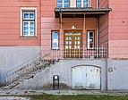 Villach Richard-Wagner-Straße 19 Richard-Wagner-Schule N-Seite Freitreppe 17082018 4109.jpg
