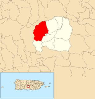 Villalba Arriba Barrio of Villalba, Puerto Rico