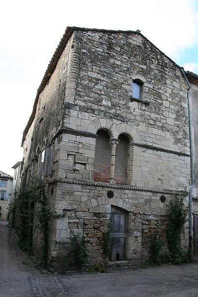 Villemagne-l'Argentière (Hérault) - Maison des Monnaies (art roman)