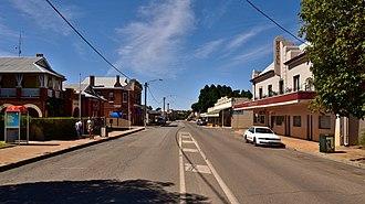 Beverley, Western Australia - Vincent Street, Beverley, 2018