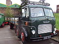 Vintage vehicle at the Wirral Bus & Tram Show - DSC03187.JPG