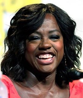 Viola Davis American actress and producer (born 1965)