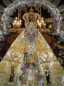 Virgen de la Sierra (Patrona de Cabra - Córdoba).jpg