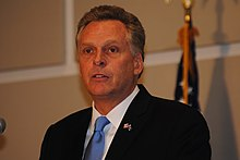 Image illustrative de l'article Terry McAuliffe