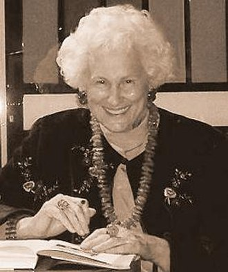 Virginia Spencer Carr - Image: Virginia Spencer Carr Atlanta Book Signing BW